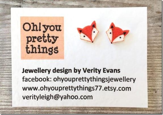quirky-orange-fox-earrings