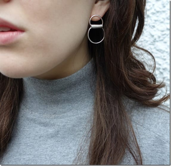 silver-bar-link-hoop-earrings
