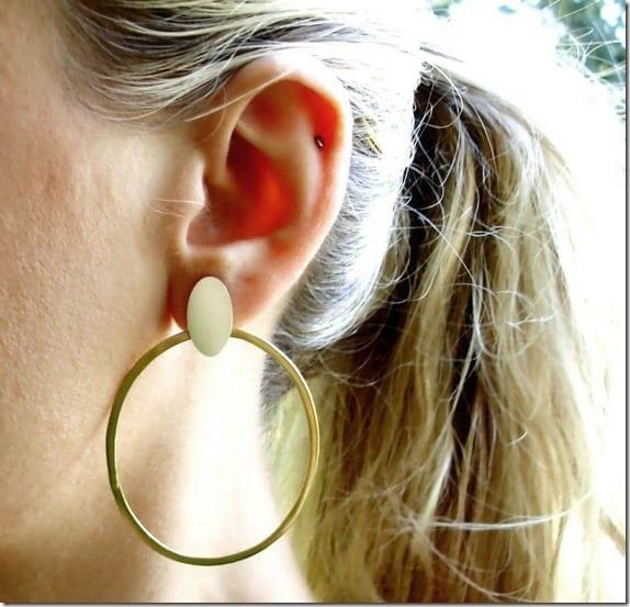 statement-oval-hoop-stud-earrings