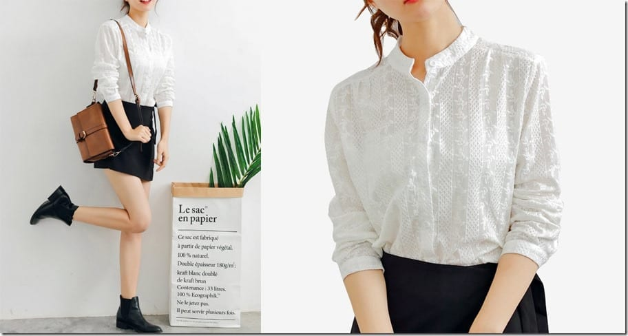 white-mandarin-collar-embroidered-blouse