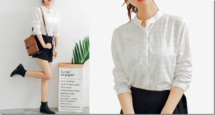 white-mandarin-collar-embroidered-blouse