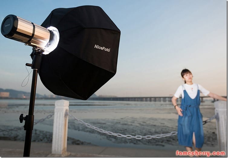 Nicefoto K Series Wireless Outdoor Portable Strobe Malaysia