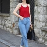 Fashionista NOW: How To Highlight Your OOTD With A Hot RED Top?