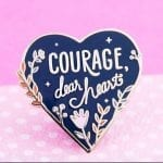 Fashionista NOW: 10 Adorable Enamel Pins To Display Sides Of Yourself