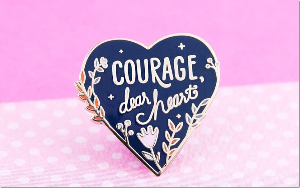 Adorable Enamel Pins To Display Sides Of Yourself