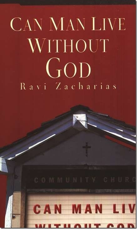 Ravi Zacharias Malaysia ~ Can Man Live Without God