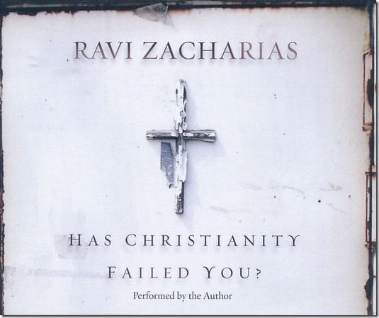 Ravi Zacharias Malaysia ~ Has Christianity Failed You ?