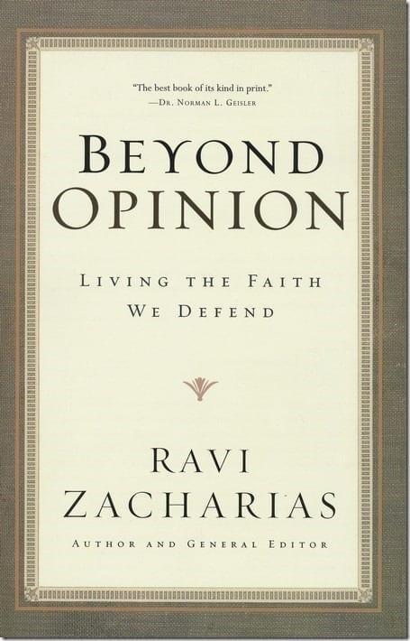 Ravi Zacharias Malaysia ~ Beyond Opinion