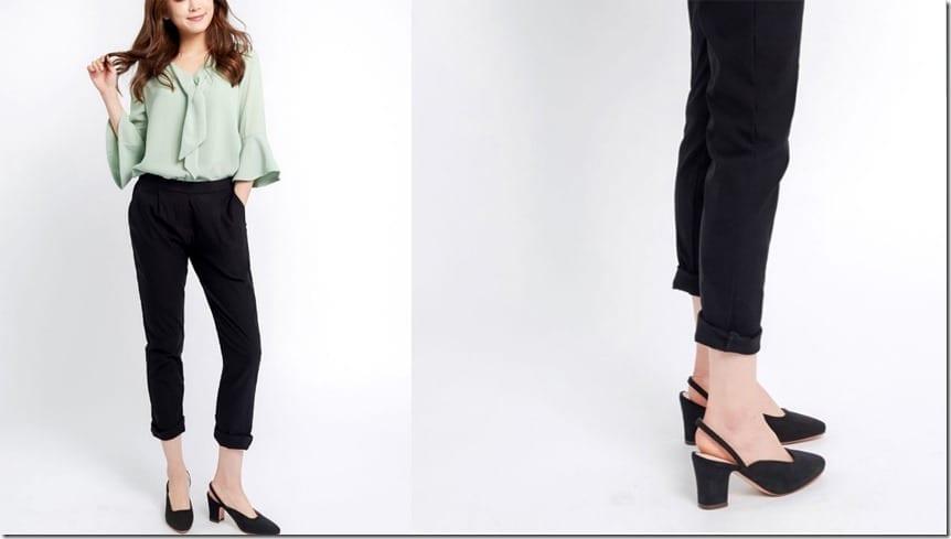 black-ankle-length-pants