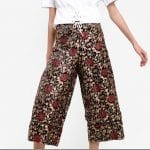 Fashionista NOW: Floral Patterned Culottes For The Summer