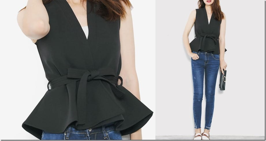 peplum-wrap-blouse