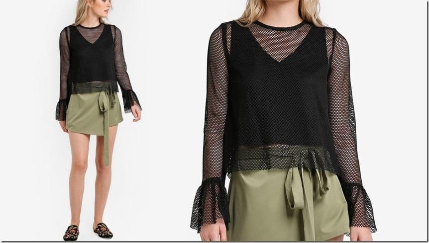 romantic-black-mesh-top