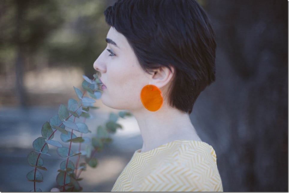 statement-transparent-orange-earrings