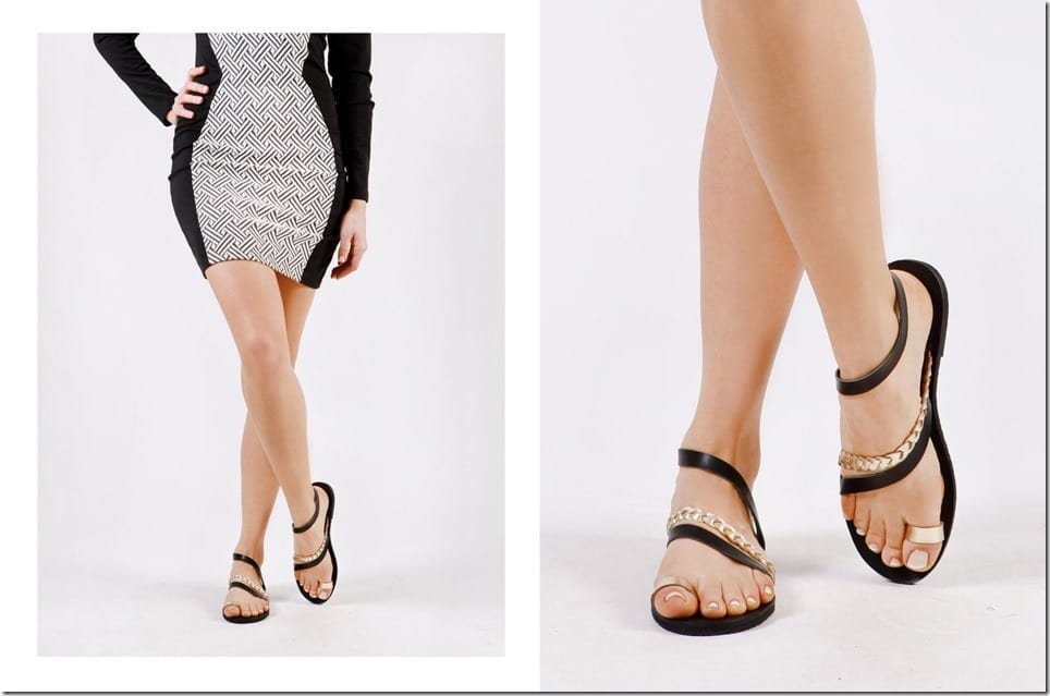 Toe Ring Sandal Style For Your Breezy Summer Footwear