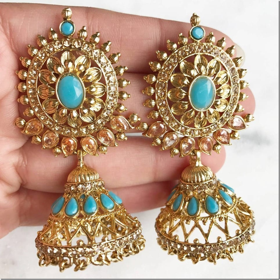 antique-gold-plated-jhumki-earrings