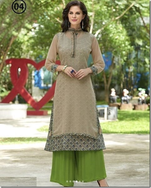 arresting-georgette-embroidered-kurti-c