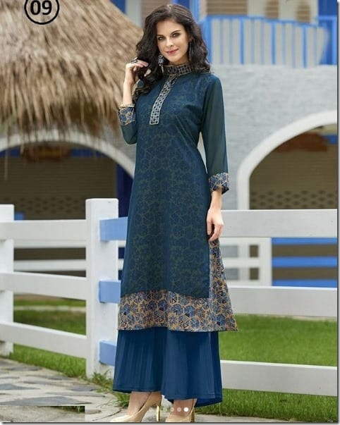 arresting-georgette-embroidered-kurti-e