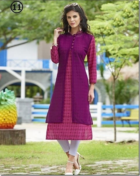 arresting-georgette-embroidered-kurti-k