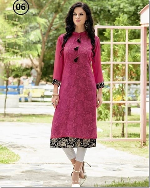arresting-georgette-embroidered-kurti