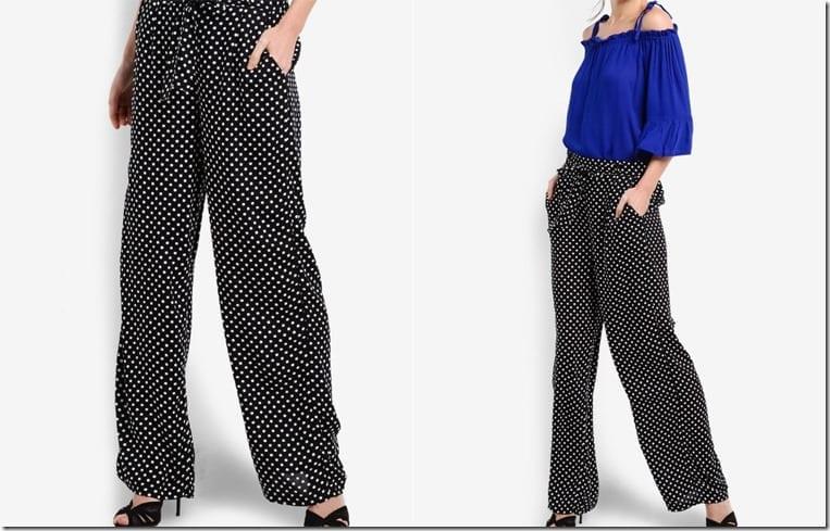 black-polka-dot-waist-tie-palazzo-pants