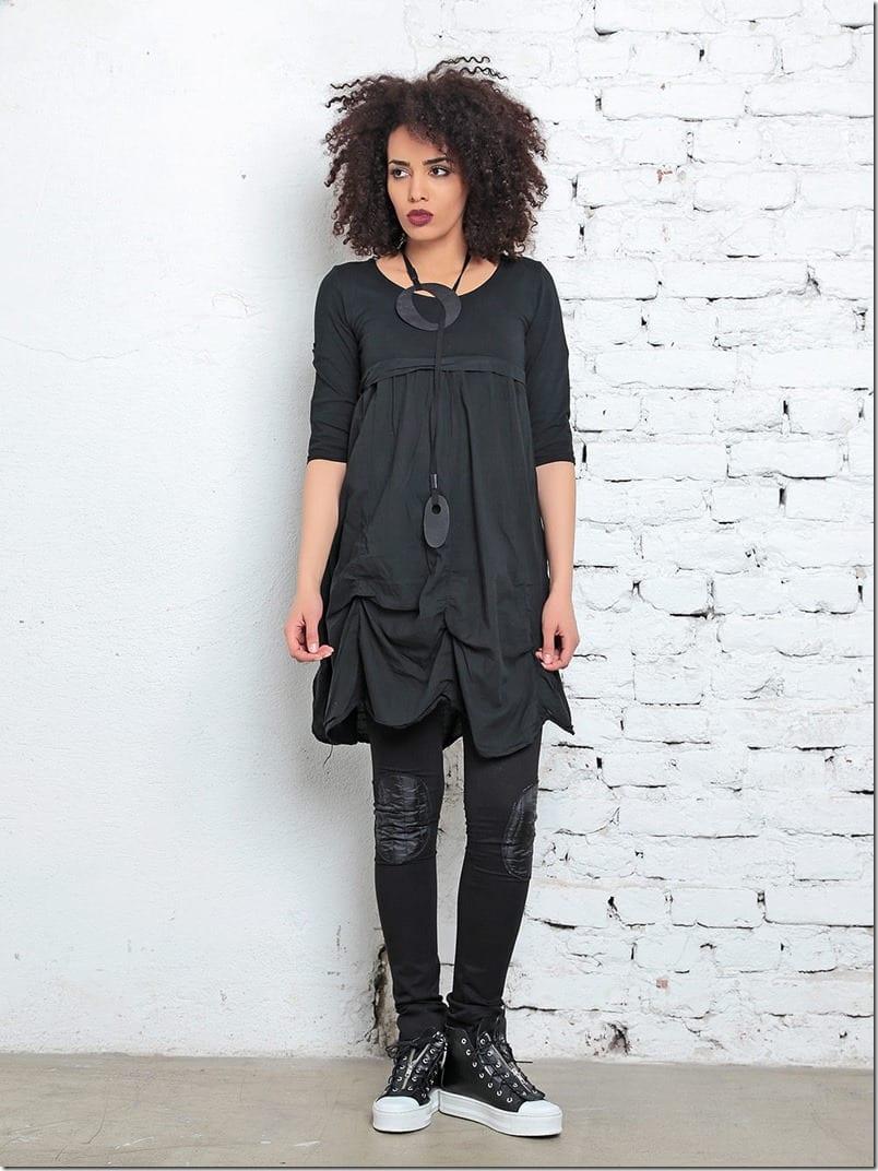 black-tunic-goth-style-dress