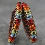 Fashionista NOW: Bohemian Beaded Earring Styles Made With Love