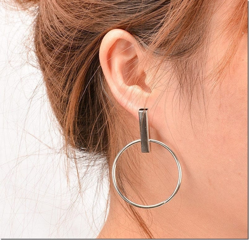circle-hoop-stud-earrings