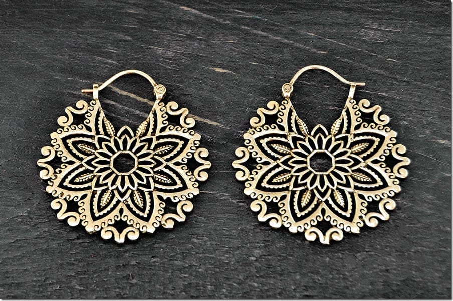 floral-mandala-tribal-hoop-earrings