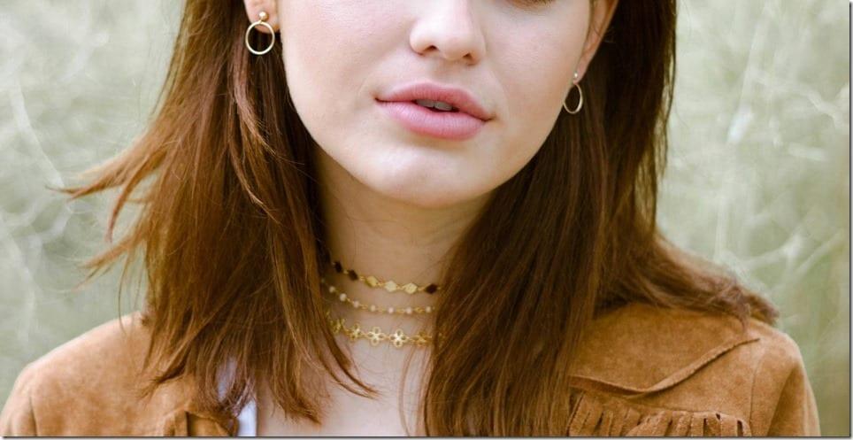 Hoop Stud Earring Style Jewelry Inspiration