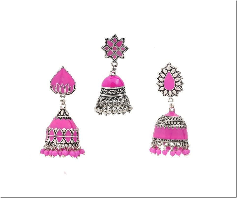 Diwali 2017 Jhumka Festive Earrings Style Inspo