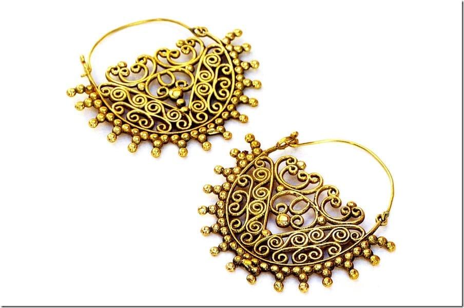 statement-tribal-hoop-earrings