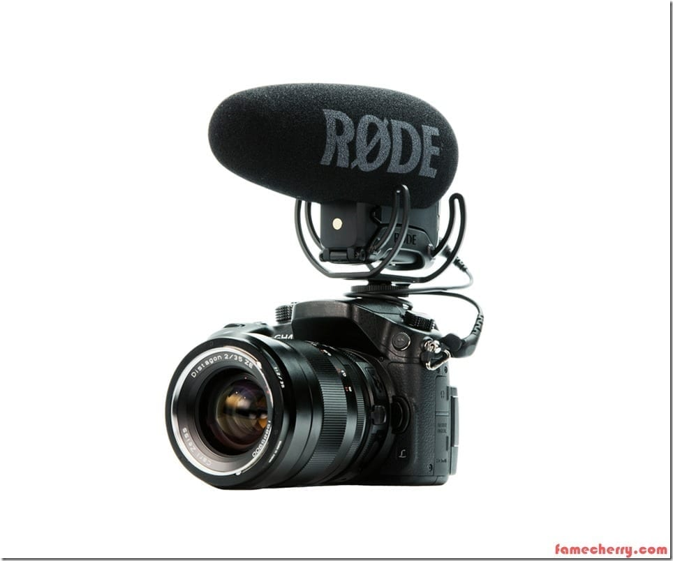 Rode Videomic Pro+ Malaysia