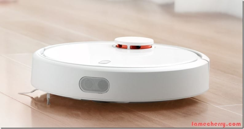 Xiao Mi Robot Self - Automated Vacuum Cleaner Malaysia