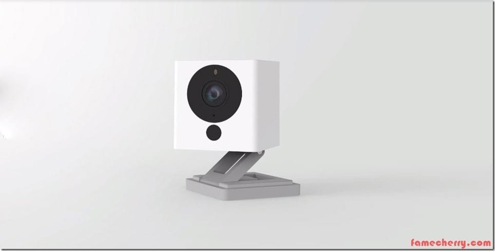 Xiaomi Xiao Fang 1080p CCTV Security Camera Malaysia