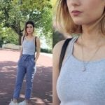 Fashionista NOW: How To Style High Waist Tie Pants?