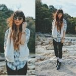 Fashionista NOW: Plaid Shirt Styling For A Perfect Autumn OOTD