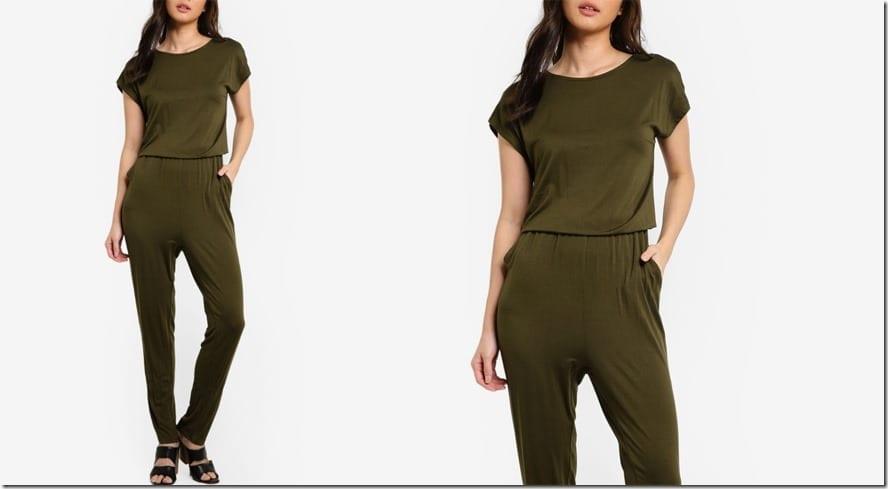 army-green-blouson-jumpsuit