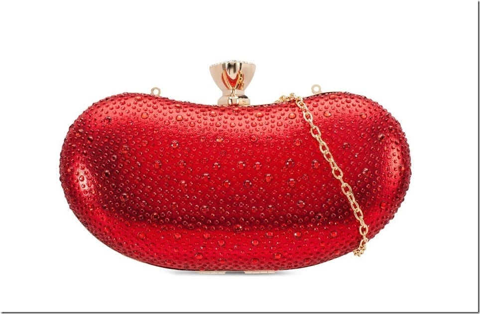 Statement Bean Clutch To Complete Your Diwali 2017 Festive OOTD