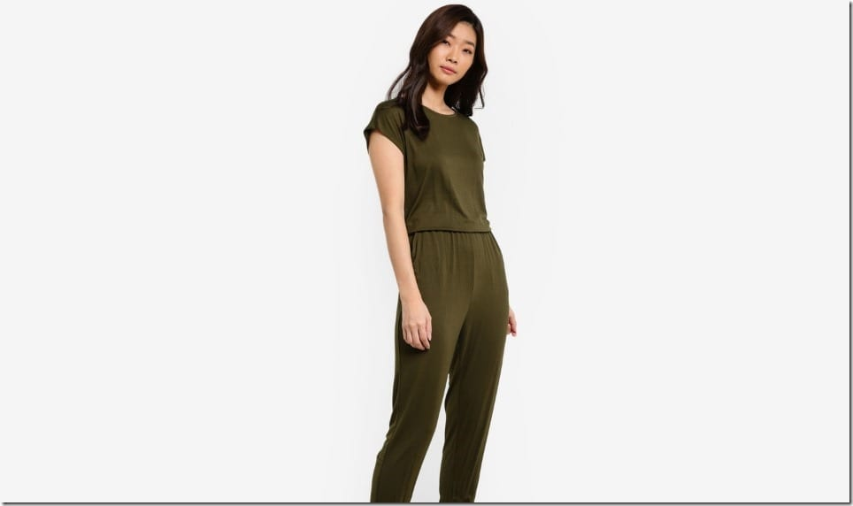 The Comfy Blouson Jumpsuit Style