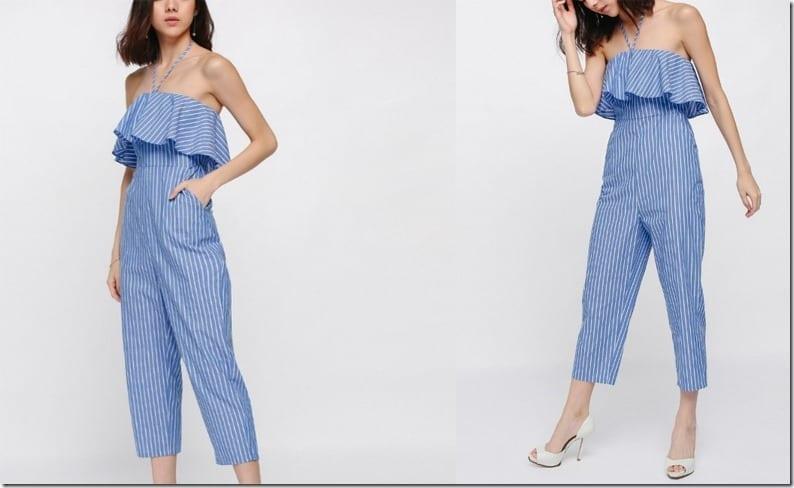 blue-stripe-halter-neck-midi-jumpsuit