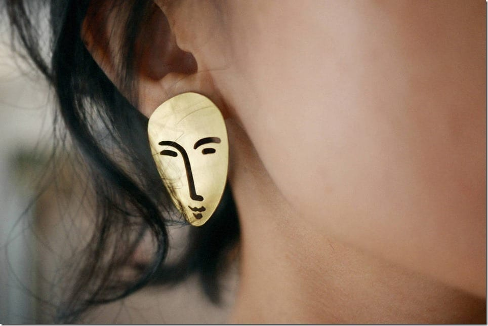 Earrings Highlight ~ Faces To Frame Your Face