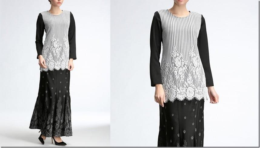 floral-lace-overlay-modern-kurung