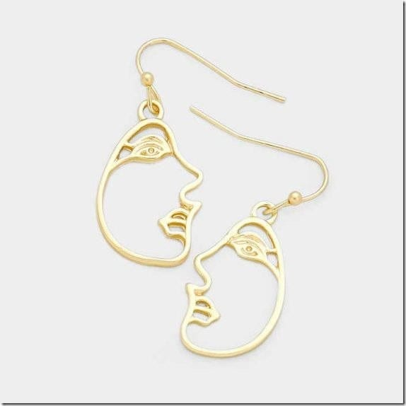 gold-abstract-wire-face-earrings