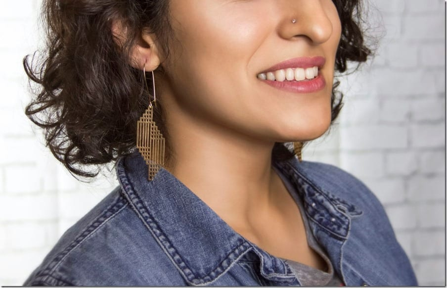 gold-hoop-geometric-glitz-earrings