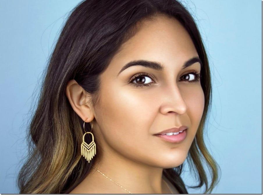 gold-hoop-tribal-fringe-earrings