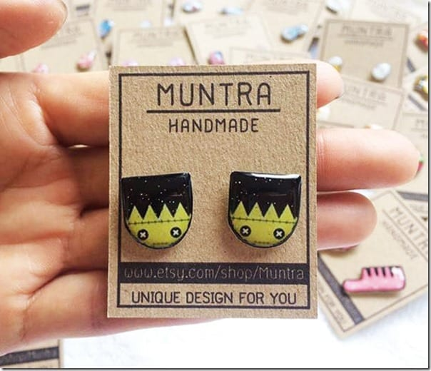 kawaii-zombie-stud-earrings