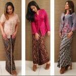 Fashionista NOW: The Kebaya And Batik Kipas Fashion Inspiration