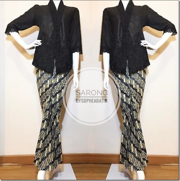 sleek-black-kebaya-batik-set