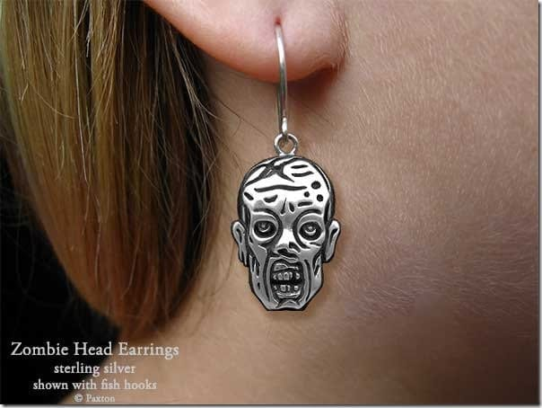 sterling-silver-zombie-head-earrings
