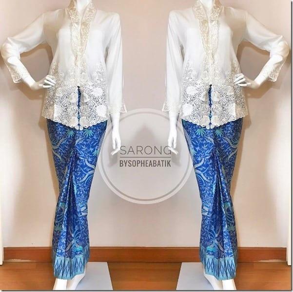white-kebaya-batik-kipas-set